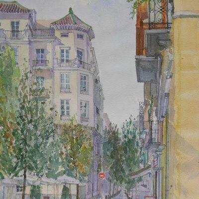 Calle Tablas | 50x30 | 600€
