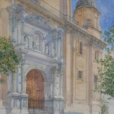 Iglesia del Sagrario | 55x35 | 900€