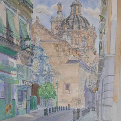 San Justo y Pastor | 54x38 | 1100€