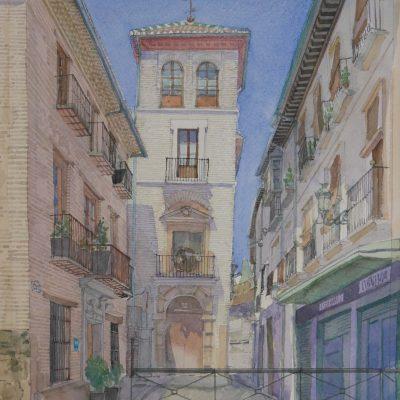 Calle Escudo del Carmen | 47x33 | 500€.