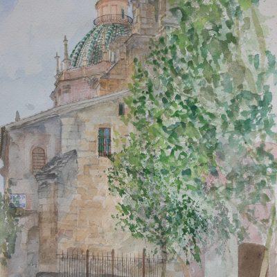 Iglesia de Santo Domingo | 56x36 | 850€