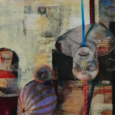 Bad Ritual. Jenni McLaughlin. 600 euros. 66x91 cm